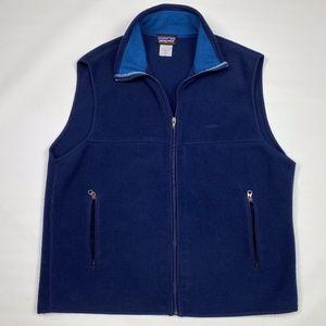 Patagonia Synchilla Men's Full Zip Vest Size XL